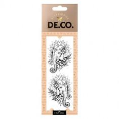 Татуировка для тела DE.CO. REAL TATTOO by Miami tattoos переводная Elephant