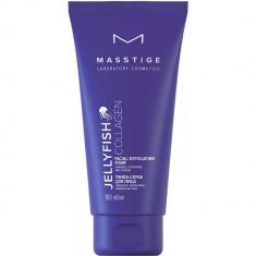Пенка-скраб для лица Jellyfish Collagen Masstige