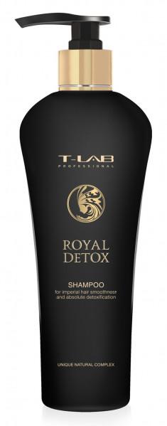 T-LAB PROFESSIONAL Кондиционер для абсолютной гладкости волос / Royal Detox 750 мл