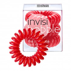 INVISIBOBBLE Резинка-браслет для волос, красный / Raspberry Red