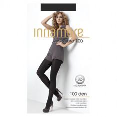 Колготки женские INNAMORE MICROFIBRA 100 den тон Grigio р-р 5