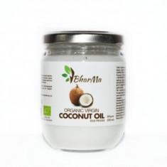 Нерафинированное кокосовое масло, 200 мл (Bharma Oils)