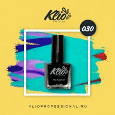 Klio Professional, Лак для стемпинга №30