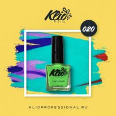 Klio Professional, Лак для стемпинга №20