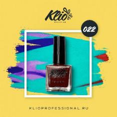 Klio Professional, Лак для стемпинга №22