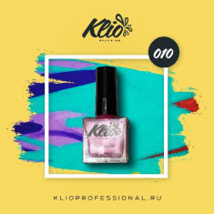 Klio Professional, Лак для стемпинга №10