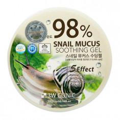 W Clinic Snail Mucus Soothing Gel 3W CLINIC