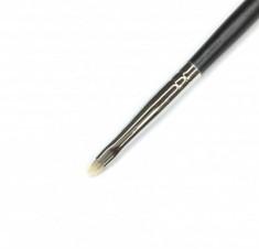 Кисть для бровей и прорисовки мелких деталей MAKE-UP-SECRET 627 (выдра)