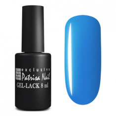 PATRISA NAIL 166 гель-лак для ногтей, синяя тональность / Axios Gel 8 мл