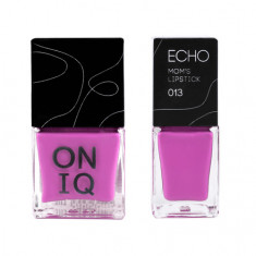 ONIQ, Лак для стемпинга Echo, Mom's Lipstick