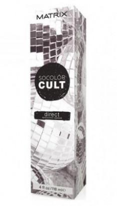 Краска для волос MATRIX Socolor Cult серебро диско 118мл