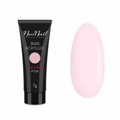 NeoNail, Акрил-гель Duo, Natural Pink, 7 г NeoNail Professional