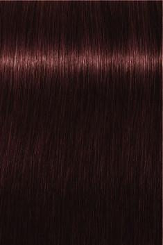 INDOLA 5.67 краситель перманентный, светлый коричневый красный фиолетовый / RED&FASHION 60 мл