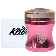 Klio Professional, Набор для стемпинга «Розовый»