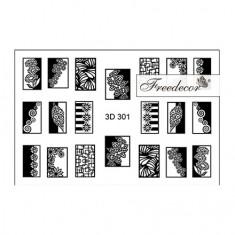 Freedecor, 3D-слайдер №301