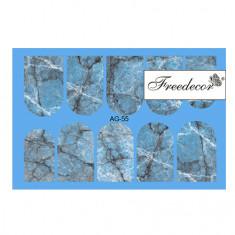 Freedecor, Слайдер-дизайн «Аэрография» №55