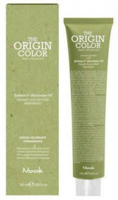 Краска для волос NOOK Origin Color Cream 7.71 Шоколадный Холодный Блондин 100 мл