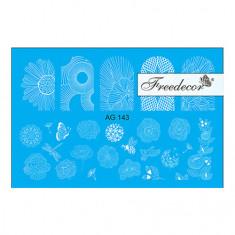 Freedecor, Слайдер-дизайн «Аэрография» №143