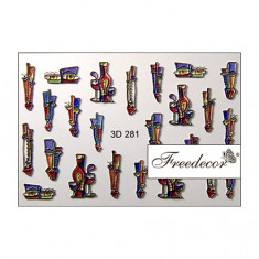 Freedecor, 3D-слайдер №281