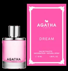 AGATHA PARIS Вода туалетная для женщин / AGATHA DREAM w EDT 50 мл
