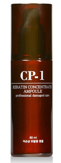 ESTHETIC HOUSE Эссенция концентрированная с кератином / KERATIN CONCENTRATE AMPOULE 80 мл