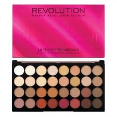 Палетка теней Makeup Revolution Ultra 32 Eyeshadow Palette Flawless 3 Resurrection