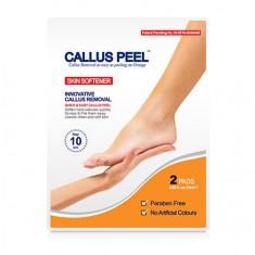 Callus Peel, Патчи для пилинга стоп Skin Softener, 2 шт.