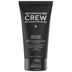 AMERICAN CREW Гель для бритья, для мужчин / Precision Shave Gel CREW SHAVING SKINCARE 150 мл