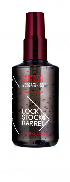 LOCK STOCK BARREL Прептоник с эффектом утолщения волос, для укладки 100 мл