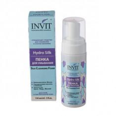 Пенка для умывания для сухой и чувствительной кожи, 150 мл (Invit)
