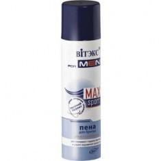 Пена для бритья для всех типов кожи Max Sport ВИТЭКС