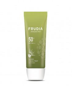 FRUDIA Крем солнцезащитный восстанавливающий с авокадо SPF50 + PA ++++ 50 г