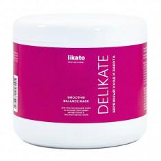LIKATO PROFESSIONAL Маска-смузи баланс для чувствительной кожи головы / DELIKATE 500 мл