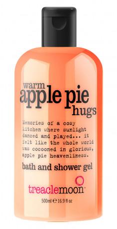 TREACLEMOON Гель для душа Яблочный пирог / Sweet apple pie hugs bath & shower gel 500 мл