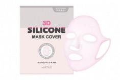Маска для лица без пропитки СИЛИКОНОВАЯ The MEDIUS 3D SILICONE MASK COVER