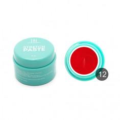 TNL, Паста для лепки Stretch paste №12, Маково-красный TNL Professional