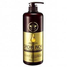 восстанавливающий шампунь золотая терапия daeng gi meo ri sacha inchi gold therapy shampoo