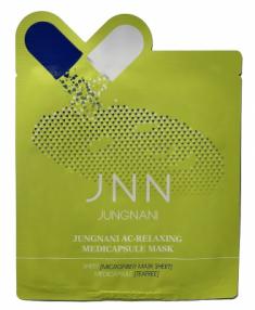 Маска тканевая расслабляющая JUNGNANI JNN AC-RELAXING MEDICAPSULE MASK 23мл