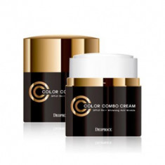 Крем СС DEOPROCE COLOR COMBO CREAMCC CREAM #23 40g