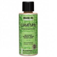 Натуральный шампунь для жирных волос, 50 мл (Jurassic Spa)