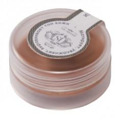 Натуральный тональный крем для жирной кожи, св.-беж., 5 мл (Jurassic Spa)