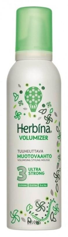 Мусс для волос Herbina
