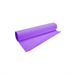 White line, Простыня в рулоне 70x200 см, фиолетовая, 100 шт.
