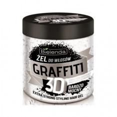 Bielenda, Гель для волос Graffiti 3D Extra Strong, 250 мл