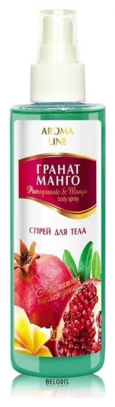 Спрей для тела Iris Cosmetik