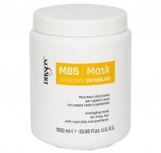 DIKSON Маска с маточным молочком и пантенолом для облегчения расчёсывания пушистых волос / MASK DISTRICANTE M85 1000 мл