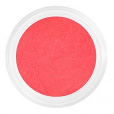 Patrisa nail, Пыльца для втирки №13, ярко-красная, глянцевая