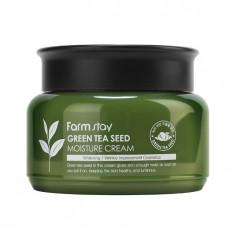увлажняющий крем с семенами зеленого чая farmstay green tea seed moisture cream
