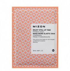 Тканевая маска укрепляющая MIZON Enjoy Vital-Up Time Firming Mask