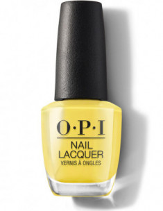 Лак для ногтей OPI CLASSIC Don't Tell a Sol NLM85 15 мл